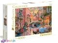 6000 эл. High Quality Collection - Доминик Дэвисон. Закат в Венеции / MGL / Clementoni