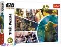 100 эл. - Звездные войны: Мандалорец. Малыш Йода / Lucasfilm Star Wars / Trefl