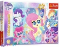 100 эл. Glitter - Блестящие Пони / Hasbro, My Little Pony / Trefl