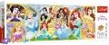 500 эл. Panorama - Возвращение в мир Принцесс. Коллаж / Disney Princess