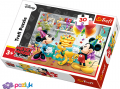 30 эл. – Микки – маус и его друзья. Торт на день рождения / Disney Standard Characters / Trefl
