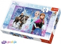 160 ел. - Крижане серце. Зимові пригоди / Disney Frozen / Trefl
