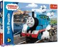 24 ел. Максі - Щасливий день Томаса / Thomas and Friends / Trefl
