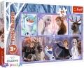 24 эл. Макси - Холодное сердце-2. Мир, полный магии / Disney Frozen 2 / Trefl