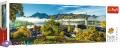 1000 эл. Panorama - На берегу озера Шлирзе, Баварские Альпы, Германия / Trefl