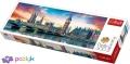 500 ел. Panorama - Біг Бен та Вестмінстерський палац, Лондон, Англія / Trefl