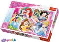 100 ел. - Магія Принцес / Disney Princess / Trefl