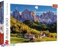 1500 ел. - Долина Валь ді Фунес, Доломітові Альпи, Італія / Getty Images_L / Trefl