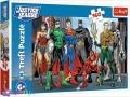 160 эл. - Лига справедливости. Непобедимые / Warner Justice League / Trefl
