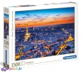 1500 эл. High Quality Collection - Вечерний Париж / Clementoni