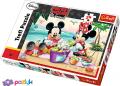 24 эл. Макси – Микки-маус и друзья. Пикник на пляже / Disney Standard Characters / Trefl