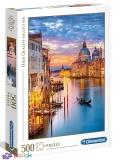 500 эл. High Quality Collection - Венеция в вечернем свете / Clementoni