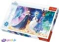 24 эл. Макси - Холодное сердце. В звездном свете / Disney Frozen / Trefl