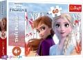 60 эл. - Холодное сердце-2. Заколдованный мир Анны и Эльзы / Disney Frozen 2 / Trefl