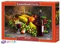 1000 ел. - Фрукти і вино. Натюрморт / Castorland