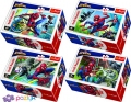 54 ел. Міні - Час Спайдермена / Disney Marvel Spiderman / Trefl