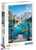 500 эл. High Quality Collection - Озеро Брайес, Италия / Clementoni