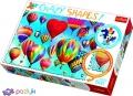 600 ел. Crazy Shapes - Кольорові повітряні кулі / Fotolia / Trefl