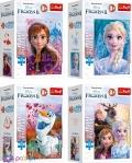 20 ел. МініМаксі - Крижане серце-2. Дружба в країні льоду / Disney Frozen 2 / Trefl