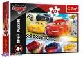 60 эл. - Тачки-3. Легендарные гонки / Disney Cars 3 / Trefl