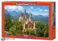500 ел. - Замок Нойшванштайн, Німеччина / Castorland