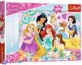 200 эл. - Счастливый мир Принцесс / Disney Princess / Trefl
