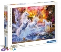 1500 эл. High Quality Collection - Дикие единороги / Clementoni
