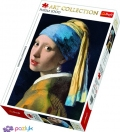 1000 ел. Art Collection - Ян Вермер. Дівчина з перловою сережкою / Bridgeman / Trefl