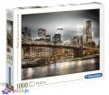 1000 эл. High Quality Collection - Вечерний Нью-Йорк / Clementoni