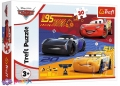 30 эл. - Тачки перед гонкой / Disney Cars 3 / Trefl