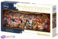 1000 эл. Панорама - Диснеевский оркестр / Disney / Clementoni