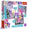3 в 1 (20,36,50) эл. - Магия дружбы / Hasbro My Little Pony The Movie / Trefl