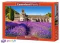 1000 ел. - Лавандове поле в Провансі, Франція / Castorland