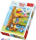 60 ел. – Вінні Пух. Смачно / Disney Winnie the Pooh / Trefl
