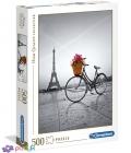 500 ел. High Quality Collection - Романтичний променад у Парижі / Clementoni
