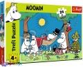 24 эл. Макси - Счастливый день Муми-троллей / R&B Licensing AB Moomins / Trefl