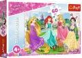60 ел. - Улюблені Принцеси / Disney Princess / Trefl