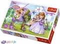 60 эл. - Приключения Софии / Disney Sofia the First / Trefl
